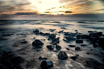 Ameland Strand bei Hollum von Arjan Boer