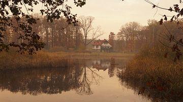 Haus am Wasser von Esmée Kiezebrink