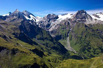 Montagnes du groupe Glockner sur Anja B. Schäfer