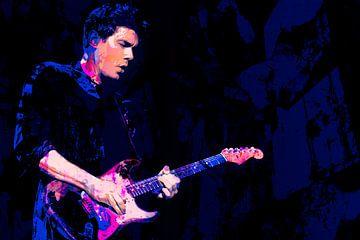 John Mayer Abstraktes Porträt von