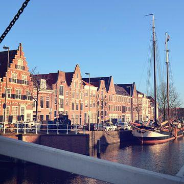 Haarlem aan het Spaarne sur Kramers Photo