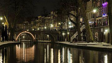 Oudegracht, Utrecht II sur Pierre Timmermans