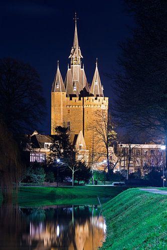 Sassenpoort te Zwolle van
