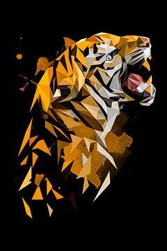 Tiger van Felix Brönnimann