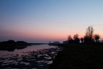Early Evening  van Kees vd Heijden