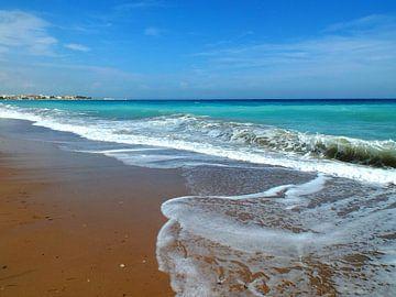 Hospitalet del Infante Spanien Meer Strand