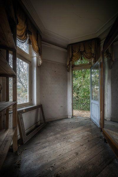 Verlassenes Haus in Belgien | Urban Exploration von Steven Dijkshoorn