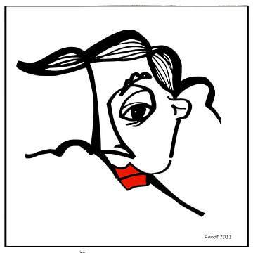 Woman von Jan Wiersma