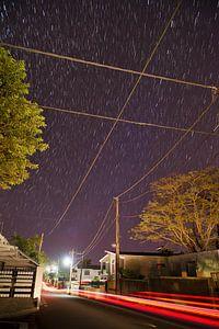 Sterrenspoor Vacoas Phoenix, Mauritius van