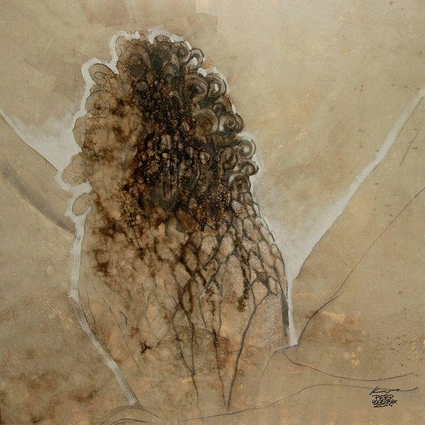 Knop van Pieter Hogenbirk