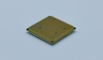 De Processor, CPU het hart van de computer. van