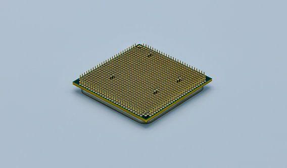 De Processor, CPU het hart van de computer.