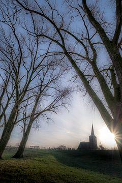 Kerk Ravenswaaij van Moetwil en van Dijk - Fotografie