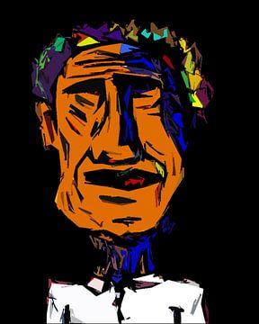 Weirdman (kleur) von N v/d Salm