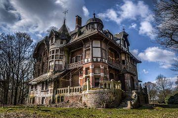 Villa Notthebohm van Vincent Baart
