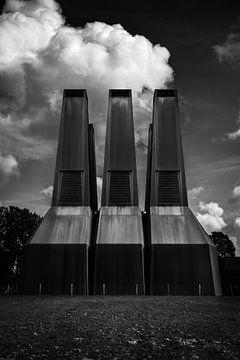 Wärmekraftwerk Universität Utrecht