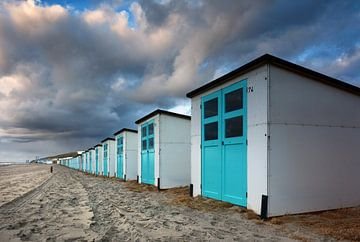 Strandhuisjes Paal 17 Texel sur Ronald Timmer