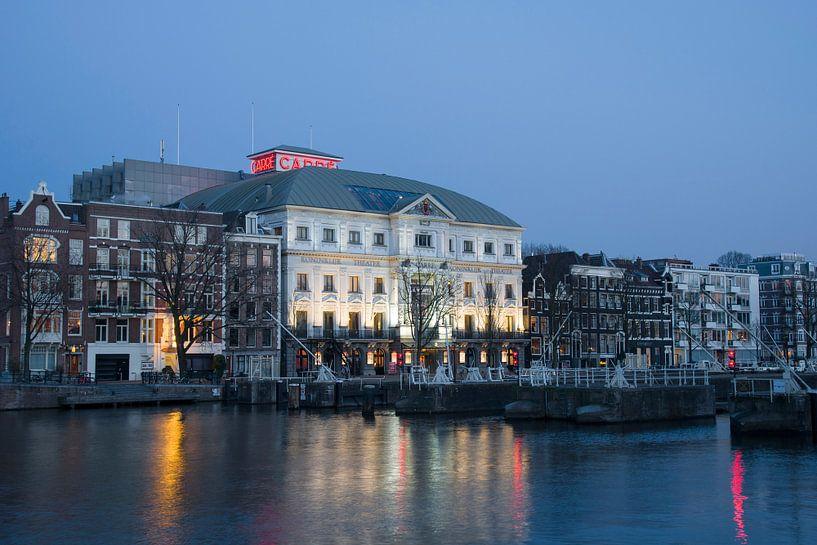 Theater Carre Amsterdam von Barbara Brolsma