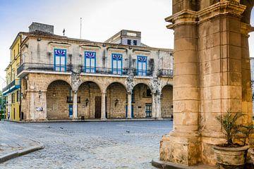 Monastère à La Havane, Cuba sur Joke Van Eeghem