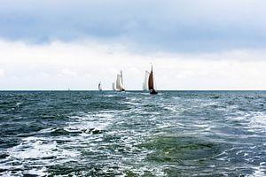 tweemasters op zee