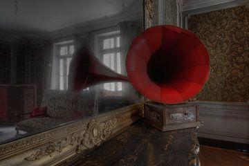 grammofoon van Shadia Bellafkih