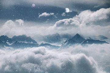 Boven de wolken van Lisa Gallo