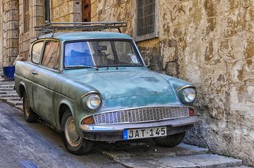 Ford Anglia. van Tilly Meijer