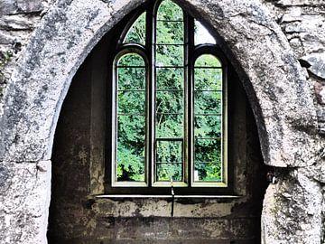verlaten kerk Engeland von Huub van Doorn