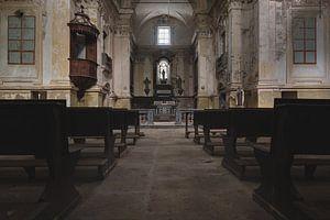 Kerk binnenkomen