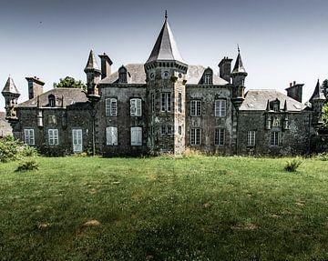 abandoned castle von Tristan Creation