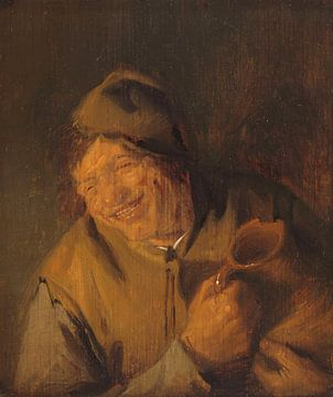 Der fröhliche Bauer, Adriaen van Ostade