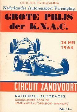 Autosport 1964 van Jaap Ros
