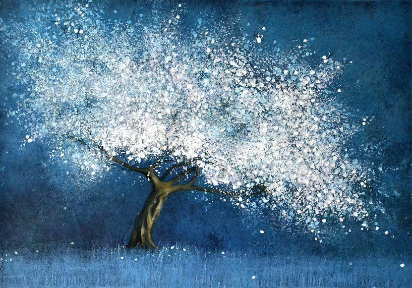 Nachtblau; von Sophie Duplain