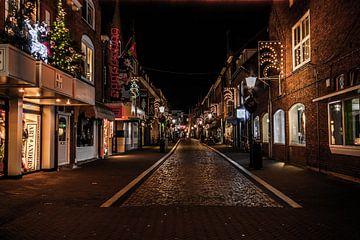 Winkelstraat in Venlo van Mario Driessen