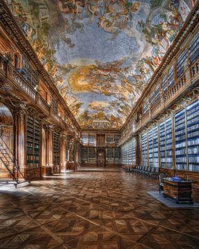 Philosophische Saal Kloster Strahov, Patrick Aurednik von 1x