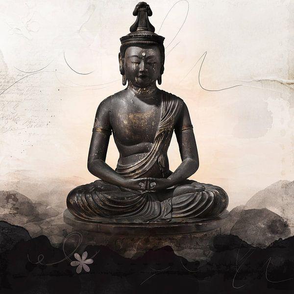 Boeddha van Studio Papilio
