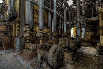 Industrielle Farben von Vivian Teuns