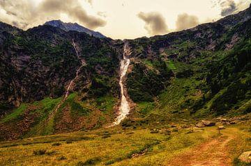 Berglandschap Oostenrijk von Karin Stuurman