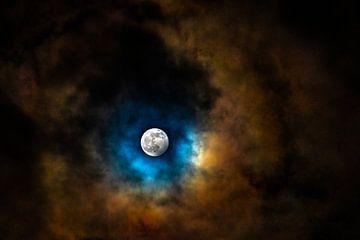 Volle Maan van Michel Groen