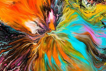 Acryl details balloonsmash von Rob Smit