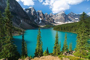 Lake Moraine von Joris Pannemans - Loris Photography