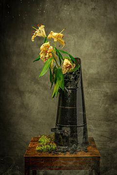 Charcoal II van Rogier Kwikkers