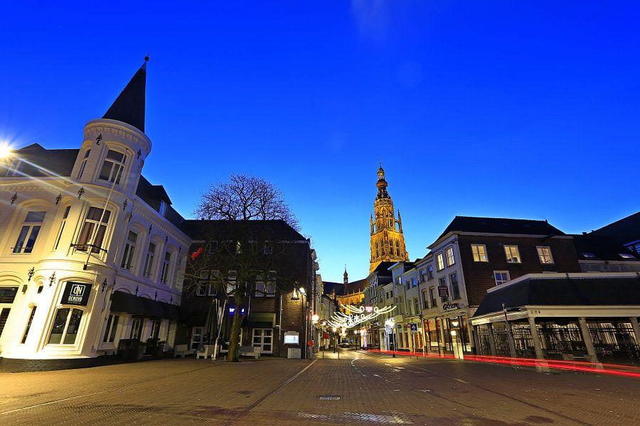 Oude Postkantoor Vishal Grote Kerk Breda van Andre Bolte