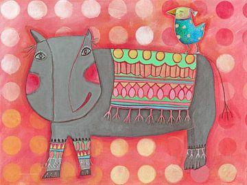 Orient Express  - Art for Kids sur Atelier BuntePunkt