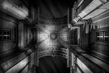 Arco da Rua Augusta, Lissabon von Jens Korte