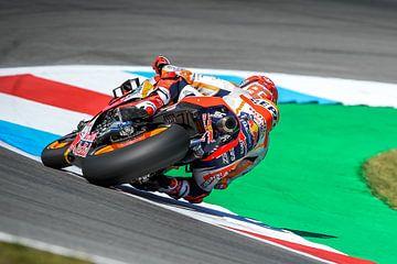 Marc Marquez #93 Honda Repsol Team