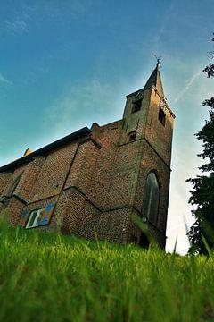 Monumentaal kerkje in Heelsum (Gelderland) von Kees Jansen