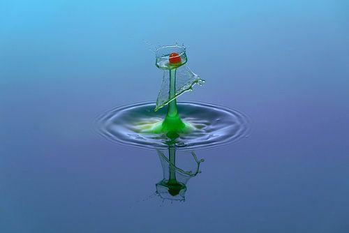 waterdruppel van