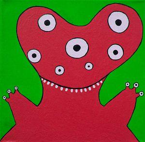 Rood Monstertje