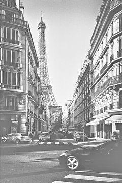 Une autre vue de la Tour Eiffel sur Rene du Chatenier